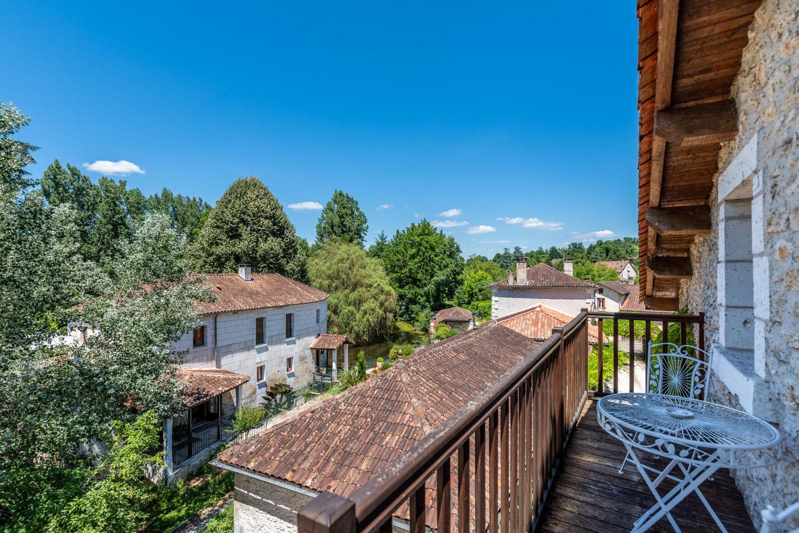 Moulin de Vigonac - Chambre Barbara